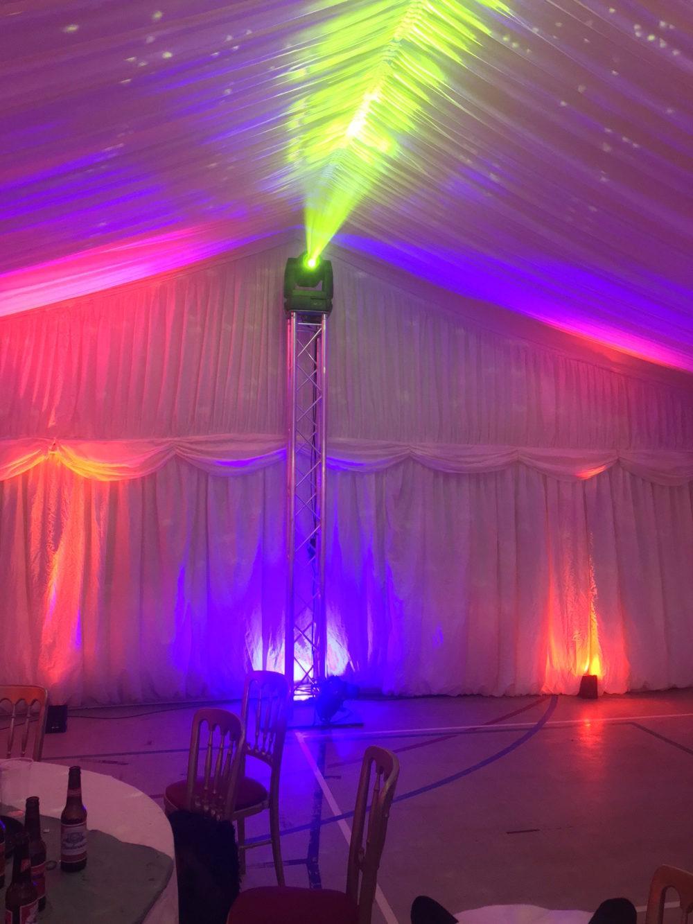 interior lighting arkwright generators